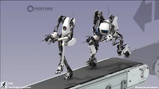 Z&B Play Portal 2 - Ep. 1