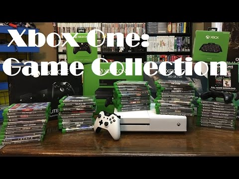 Xbox One Game Collection