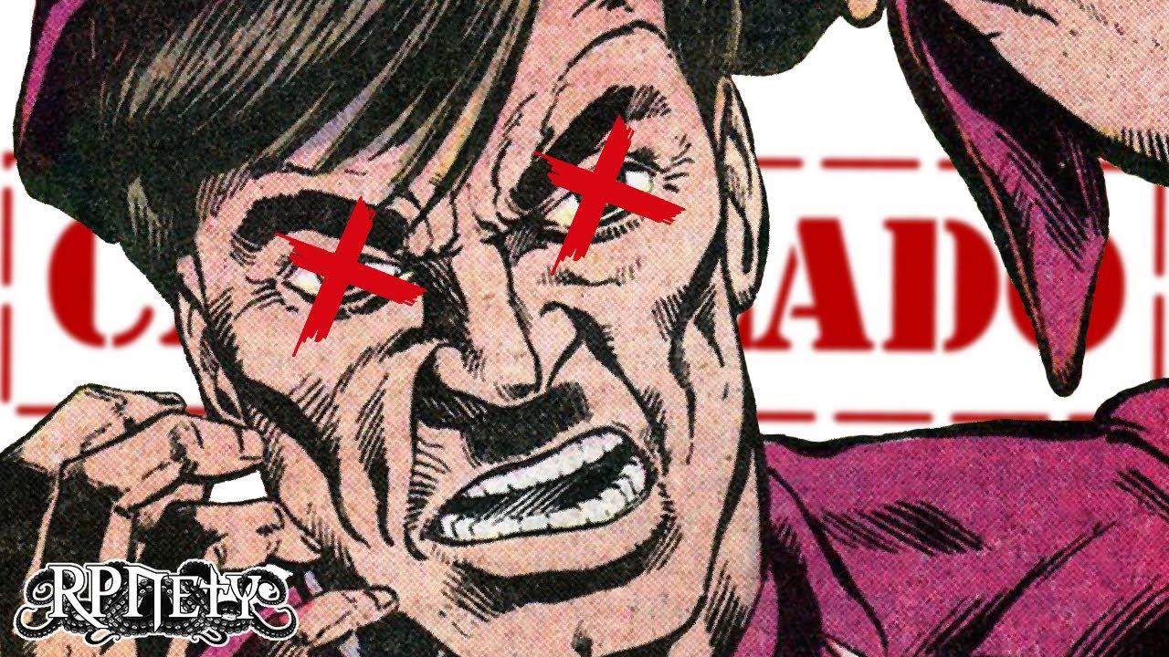 🚷 Los Personajes mas Ofensivos de los Comics    RPNety