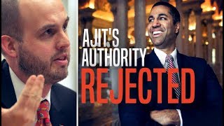 State Lawmakers Openly Defying Ajit Pai, Tech Companies Suing Him