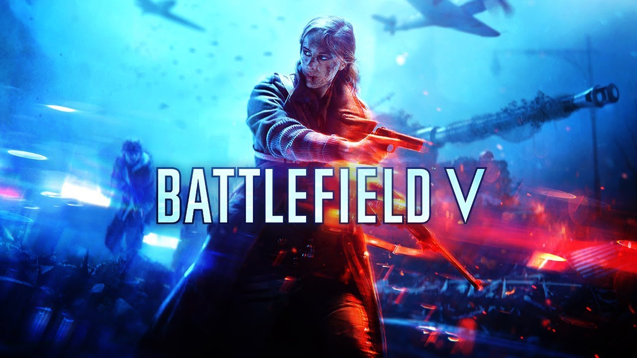 Battlefield V   Official Reveal Trailer   YouTube Battlefield V   Official Reveal Trailer