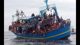 أخبار عالمية | #هجرة الأفارقة الى اوروبا