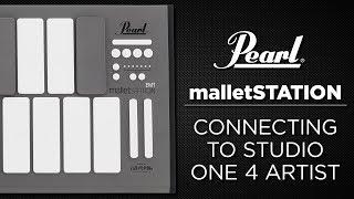 malletSTATION - Connecting to Presonus Studio One 4 Artist