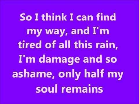 Lori Martini I'm not perfect lyrics