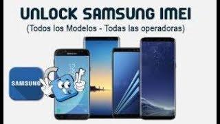 Como liberar Samsung Galaxy Todos los Modelos 2017