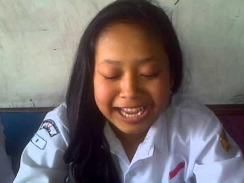 Maca Warta Siswa Siswi SMK Guna Dharma Nusantara Cicalengka Bandung TH 2014.