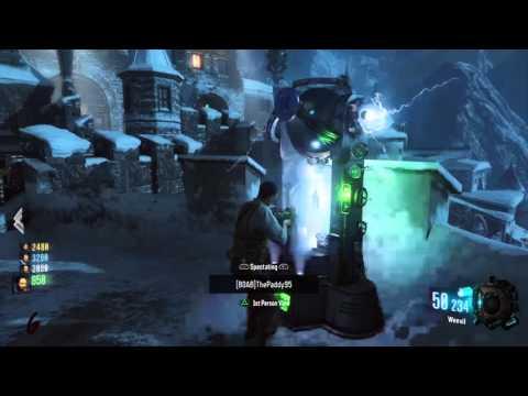 Blannel's Live PS4 Broadcast - Black Ops 3 Zombies - Der Eisenhower