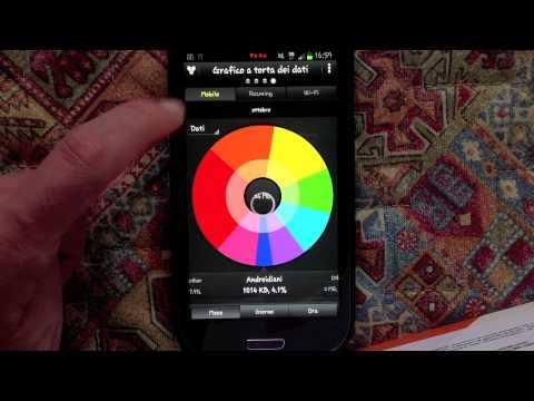 Data Manager: applicazione Android per monitorare consumi dati apps