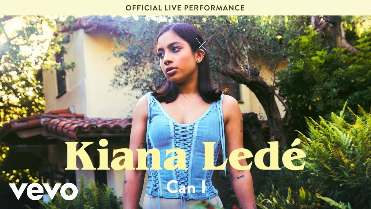 Image result for Kiana Ledé – Can I (Live)