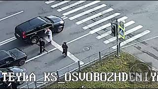 Авария в Красном Селе 07.09.21