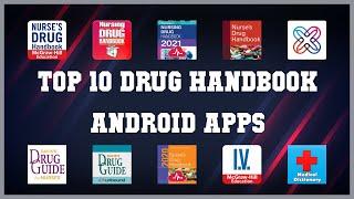 Top 10 Drug Handbook Android App | Review screenshot 2