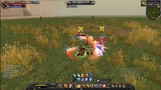 Silkroad online oLD_BoY 110 cap  Pvp Warrior/Cleric Vs Dagger/Cleric