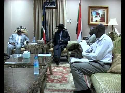 Referendum Panel Visit Juba