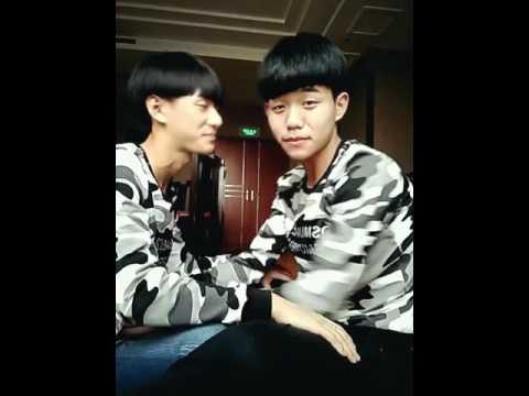 Cute gay chinese