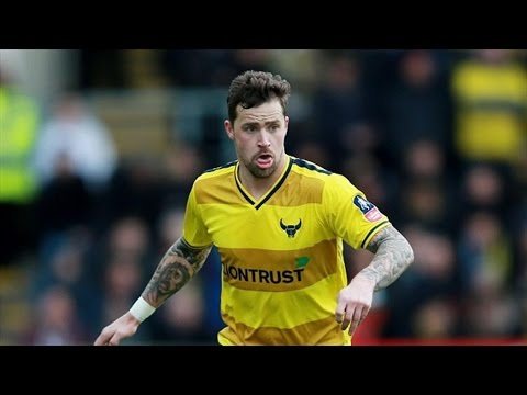 Welcome Back Chris Maguire - Goals & Skills - Oxford United - 2016