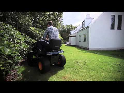 Садовый трактор McCulloch M165-97T Classic