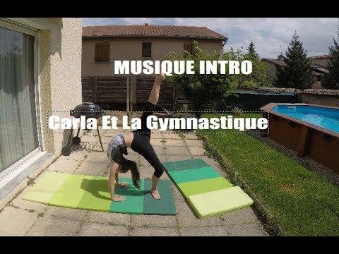 MUSIQUE ORIGINALE - INTRO de Carla Et La Gymnastique !!