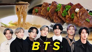 I Recreated Some Of BTS' Favorite Foods • Tasty