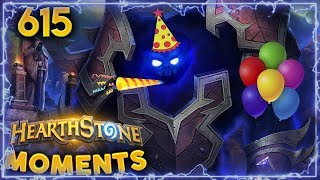 Arena Fiesta RNG!! | Hearthstone Daily Moments Ep. 615