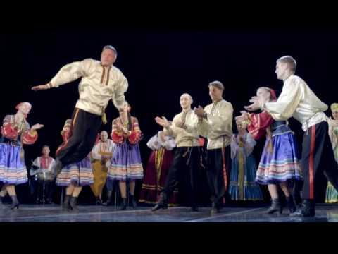"""Ансамбль песни и танца казаков А. Мукиенко. """"Вечер матушка"""""""