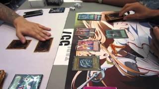 Kaiba Vs Pegasus (Character duels) GAME 1