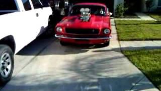 1965 Prostreet Mustang