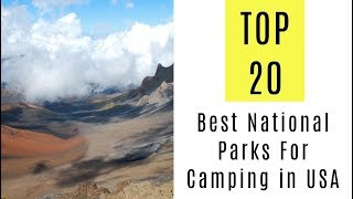 Best Us Parks For Camping