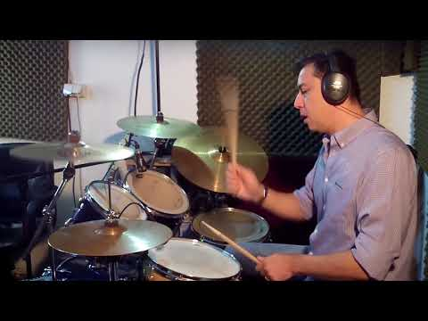 Bon Jovi -  In These Arms (Drum Cover by Adrian Postole )