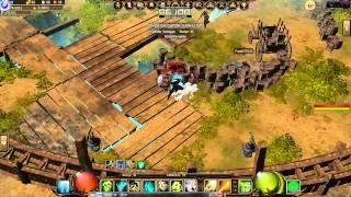 Drakensang Online - PvP : Eelff vs Ceksparow