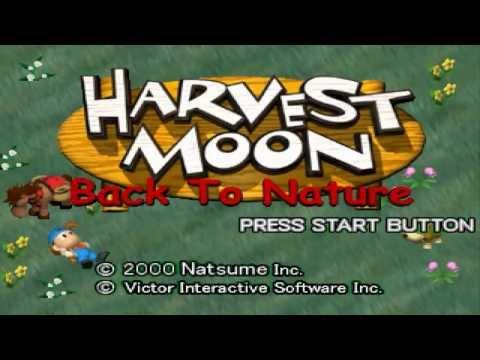 Harvest Moon Back To Nature : EP.1 กลับมาทำฟาร์มอีกครั้ง!