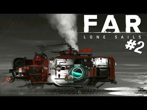 STORMEN! - FAR: Lone Sails Dansk Ep 2