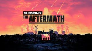 Новогодний отходняк  Surviving The Aftermath день 2 ч1