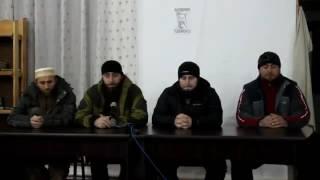 Обращение к Хамзату Чумакову и ингушам от чеченцев Панкисии