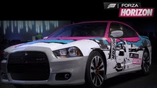 Forza Horizon Dodge Charger SRT LCE Limited Collectors Edition