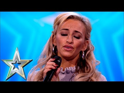 Proud Irish Traveller Sharyn Ward stuns crowd with traditional Irish song  Ireland's Got Talent