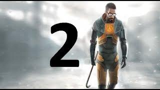 Český Let's Play Half-Life 2 | Part 2 - Manhacky