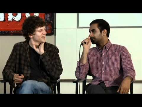 YouTube Presents Jesse Eisenberg and Aziz Ansari