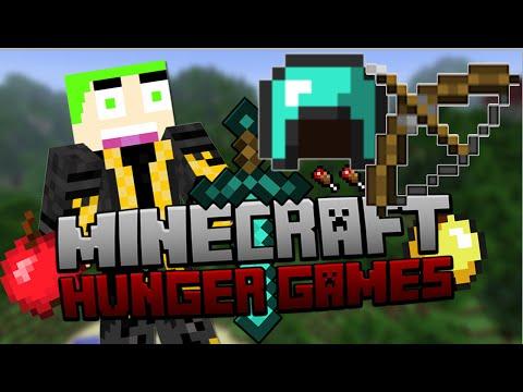 Minecraft - The Hungergames 367 2x Archer level X WTF