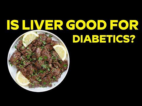 Is liver good for diabetics?