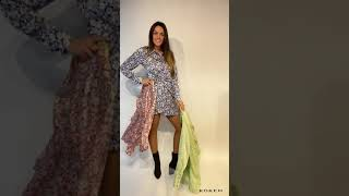 Vidéo: Robe Neon