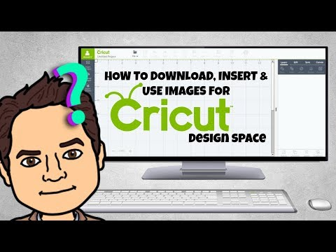 How To Upload & Use ANY Image Into Cricut Design Space