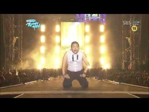 PSY - CHAMPION @ Seoul Plaza Live Concert 싸이 - 챔피언 Mp3