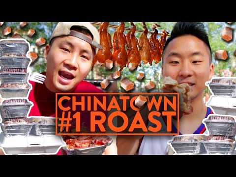 BEST CHINATOWN BBQ PORK! (Wah Fung NYC) – Fung Bros Food