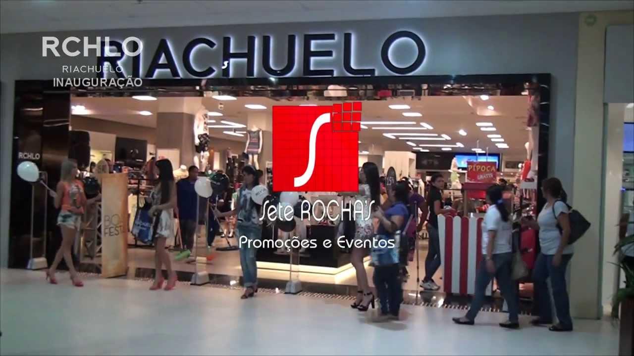 b396f6e99 Inauguração Riachuelo Shopping Prêmio Socorro Sergipe - YouTube