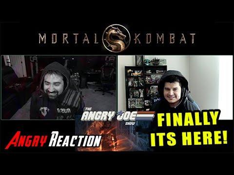 Mortal Kombat (2021) - Angry Reaction! - AngryJoeShow