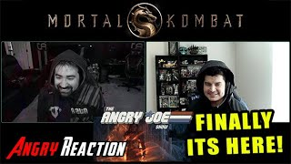 Mortal Kombat (2021) - Angry Trailer Reaction!