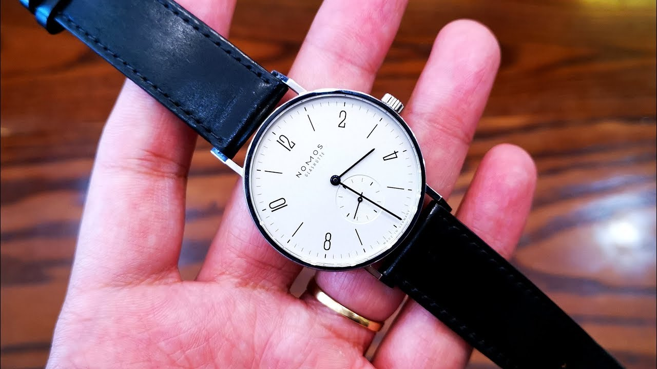 [Review Đồng Hồ] Nomos Tangente 38mm Hand Winding | ICS Authentic