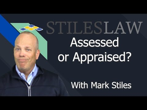 Assessment Vs Appraisal: What's The Difference?