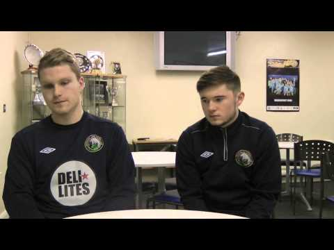 New Faces at Warrenpoint Town Reserves FC