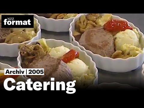 Catering: die Kunst der fliegenden Verpflegung - Dokumentation von NZZ Format (2005)